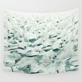 Frozen Shore Wall Tapestry