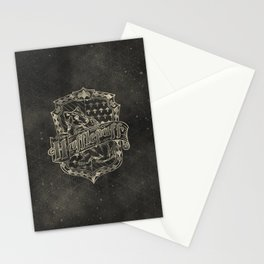 Hufflepuff House Stationery Cards