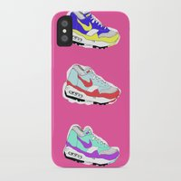 nike iPhone & iPod Cases featuring Nike Air by caseysplace