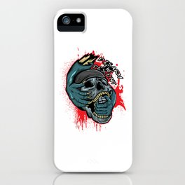 Hey! Get This Unique Detailed Tee Saying Disarm The Descent T-shirt Design Arm Hands Nails Bomb iPhone Case