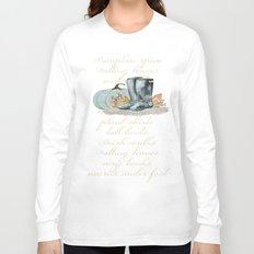 Cozy Fall things  Long Sleeve T-shirt