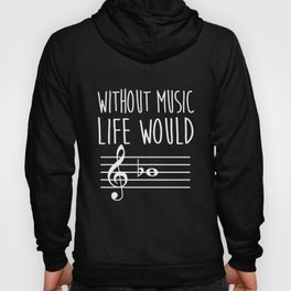 without music t-shirts Hoody