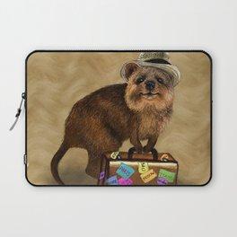 Traveller // quokka Laptop Sleeve