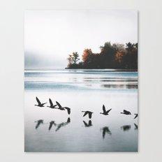 Serene Mornings Canvas Print