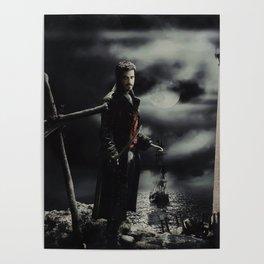 Halloween Captain Hook 2 Poster