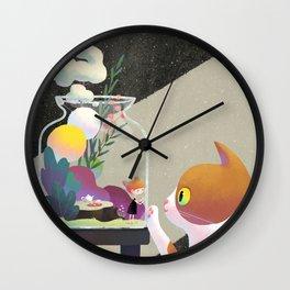 Adoption Wall Clock