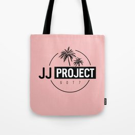 JJ PROJECT Tote Bag