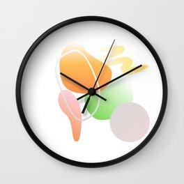 Life is an art Wall Clock