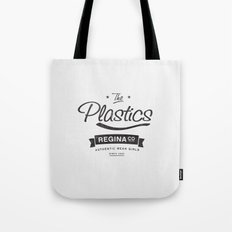 The Plastics - from the movie Mean Girls starring Lindsay Lohan Tote Bag