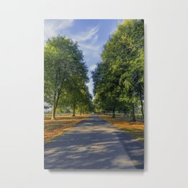 Summer Road Metal Print
