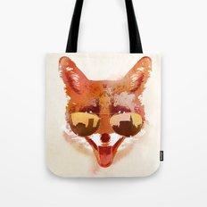 Big Town Fox Tote Bag
