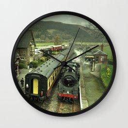 Carrog Standard Wall Clock