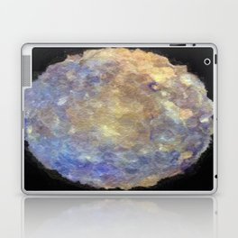Blurry and Bright Mercury Laptop & iPad Skin