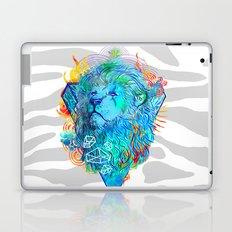 Fire Lion Laptop & iPad Skin