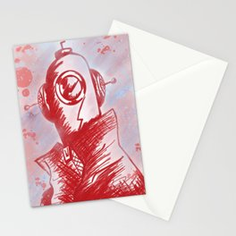Personajes Stationery Cards