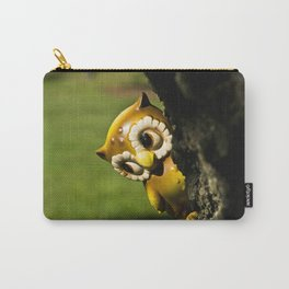 Harvey the Owl II Carry-All Pouch