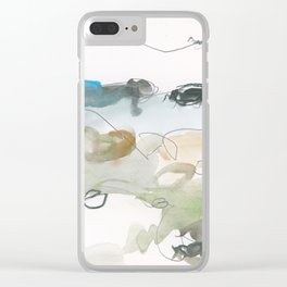 The Cove 2 Clear iPhone Case