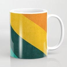 Minimalist and colorful chevron Mug