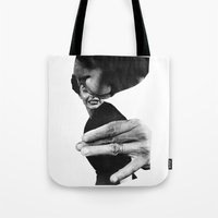 popsicle Tote Bags featuring Popsicle by Erin Case
