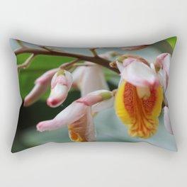 Pua ʻAwapuhi Rectangular Pillow