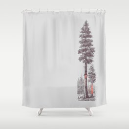 Granny's Hobby Shower Curtain