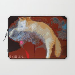 Just Chilling... Laptop Sleeve