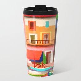Viva Espana Metal Travel Mug