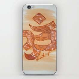 See Buddha in Everything iPhone Skin