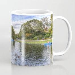 Regents Park London Coffee Mug