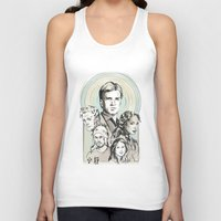 firefly Tank Tops featuring Firefly by Miki Price