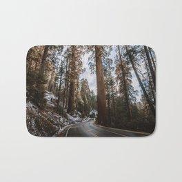 Giant Forest Exploring Bath Mat
