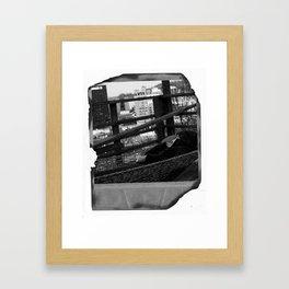 City Overlook Framed Art Print