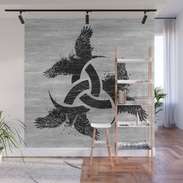 Horn of Odin Wall Mural