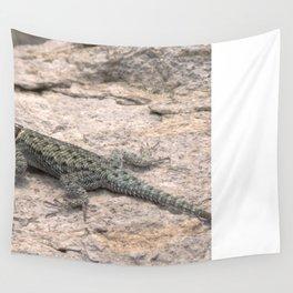 Desert Spiny Lizard, No. 2 Wall Tapestry