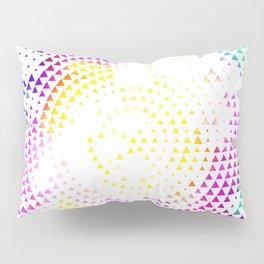Triangle Pattern Pillow Sham