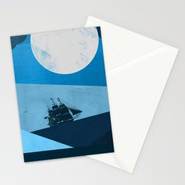 Solo Ocean Trip Stationery Cards