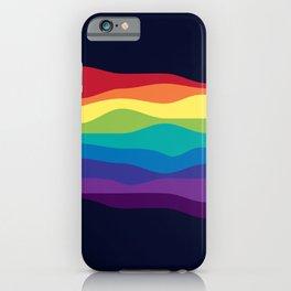 Color Flow iPhone Case