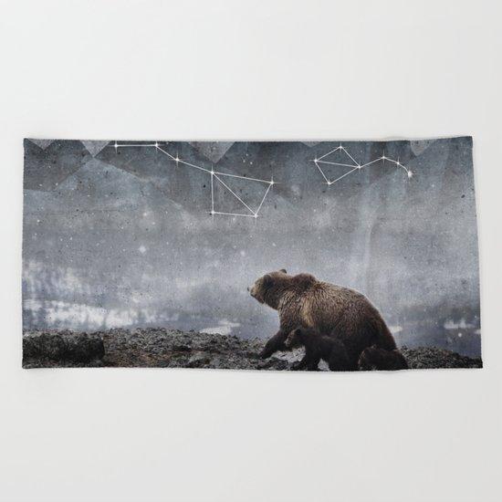 Ursa Major Beach Towel