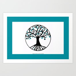 """""""Tree of Life"""",Artistic hand drawing, with Graphic Artwork,Throw Pillow,Duvet Cover,Bed spread,Frame Art Print"""