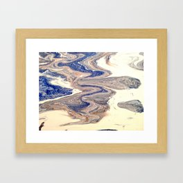 Scarabocchi Framed Art Print
