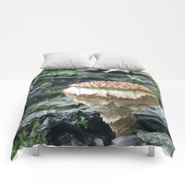 Pholiota Squarrosa Comforters