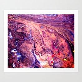 Meteoro Art Print