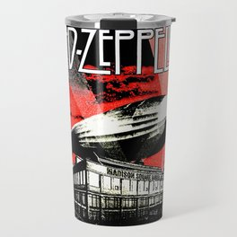Red Zeppelin Travel Mug
