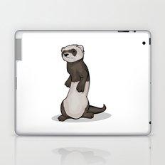 Wild Ferret Laptop & iPad Skin
