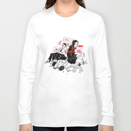 Lost days III. Long Sleeve T-shirt