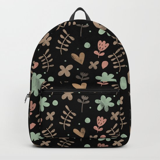 Colorful Lovely Pattern III Backpack