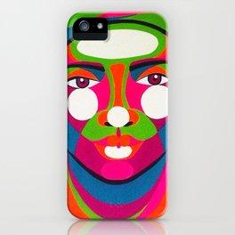Palenquera es color iPhone Case