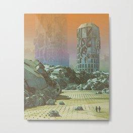 NEW REALITY  (everyday 07.14.16) Metal Print