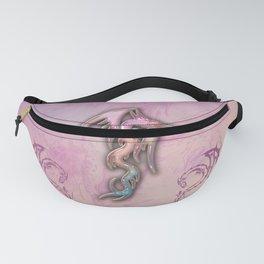 Elegant, decorative chinese dragon Fanny Pack