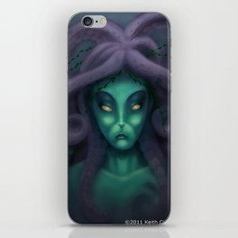 Queen Neptune iPhone Skin